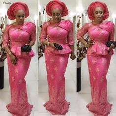 MAKE IT FABULOUS TO YOUR NEXT OWANBE PARTY IN ONE OF THESE ASO EBI STYLES