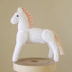how to make by Crochet a little