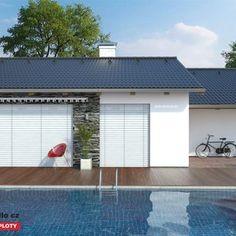 Venkovní žaluzie C80 VSR 010 Windows, Outdoor Decor, Home Decor, Red, House, Decoration Home, Room Decor, Home Interior Design, Ramen