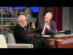 David Letterman - Jim Gaffigan's on their #HomeBirth experiences.  #InformedPregnancy