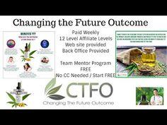 CTFO CBD Hemp Oil Retail Business