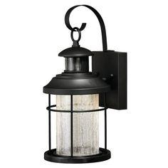 13 best decor outdoor lights with motion sensor images on pinterest melbourne dualux 1 light outdoor wall lantern aloadofball Images