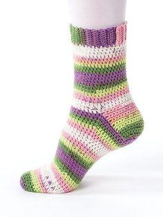 Picture of New Methods for Crochet Socks
