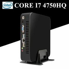 Cheap Mini PC Intel Core i7 4750HQ Quad Core 8 Threads Max 3.2GHz Nvidia Graphics Optional Gaming Mini Computer 4K HD HTPC  Price: 373.00 & FREE Shipping  #tech|#electronics|#home|#gadgets Xbmc Kodi, 4k Hd, Linux, Quad, Core, Gaming, Cool Stuff, Graphics, Free Shipping
