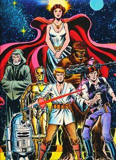 Marvel Star Wars Treasury Edition -   Dave Cockrum