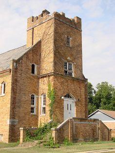 Presbyterian Church - Cotton Plant, Arkansas.