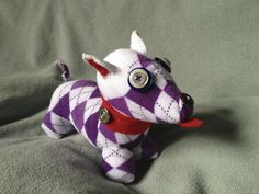 sock dog from autostraddle! super cuteee