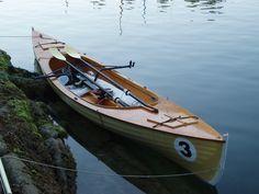 Image result for skin on frame adirondack guide boat