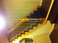 2 tone stairs