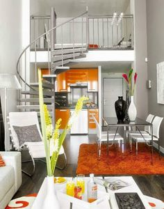 Small Space Big Dreams Home Awards Sunsetcom I Would Add - A small apartment with big dreams