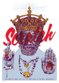 Lee Scratch Perry (2013) / New Analog Posters