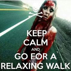 Enjoy the sunset and get some fresh air this evening ;) #pophorror #poppunk #horrorpunk #horror #horrorfan #halloween #punk #walk #relax #cardio #blood #funny #life #passion #exercise #calm