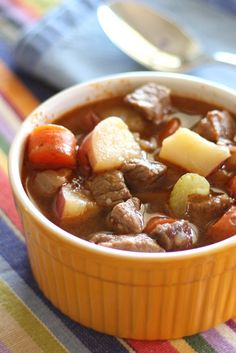 Barefeet In The Kitchen: Hearty Mexican Beef and Vegetable Stew