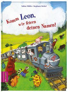 Feier den Namen Deines Kindes! Individuell gestaltbar dreht sich in diesem personalisierten Buch alles um Dein Kind. Mit liebevollen Illustrationen.