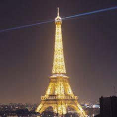 """#eiffeltower #night #paris #toureiffel #nikon #d7100 #cityoflight"""