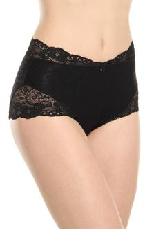 0ee2bc2a74 7356 Stacy Brief With Lace Trim by Arianne Lingerie available on Now That s  Lingerie  ShopNTL