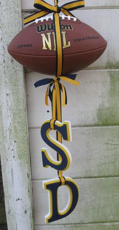 San Diego Chargers Football Love Wall or Door by 1BabyToes1, $48.00