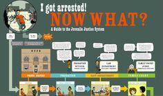 Legal Navigator Project - I got arrested - juvenile justice system guide 5