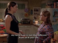 24 Reasons Why Lorelai Gilmore Is The Coolest Mom Ever - BuzzFeed Mobile