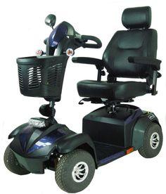 Scooter elettrico per anziani e disabili dotato di display che mantiene l'utilizzatore informato del tempo, della temperatura, velocità e distanza percorsa. Sedile completamente regolabile, confortevole con poggiatesta e braccioli regolabili. Sospensioni anteriori e posteriori indipendenti per maggiore stabilità. Allarme sonoro per retromarcia. Velocita max. 10 Km/h. Caratteristiche tecniche: Dimensioni: 1200 x 580 x 1030 mm Peso con batterie: 92,5 kg […]