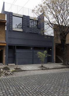 Two Houses Conde by Estudio HMA