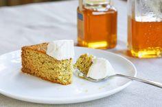 lavender honey cake.