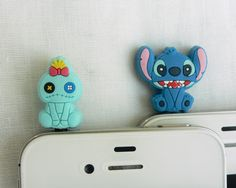 Hey, I found this really awesome Etsy listing at http://www.etsy.com/listing/154034181/set-of-2-disney-stitch-and-scrump-2-for
