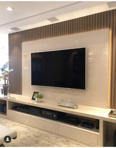 Modern Tv Unit Designs, Living Room Tv Unit Designs, Small Living Room Design, Home Room Design, Modern Tv Room, Modern Tv Wall Units, Tv Cabinet Design, Tv Wall Design, Tv Unit Interior Design