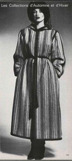 1976-77 - Saint Laurent Rive Gauche - L'Officiel magazine