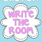 "This freebie includes 2 write the room activities for your little ones. They find words that start with each letter of ""Easter Eggs"" and ""Bunny Rab..."