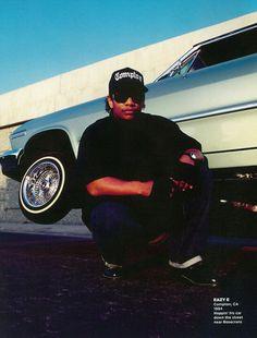 """Eric """"Eazy E"""" Wright 1963-1995"""