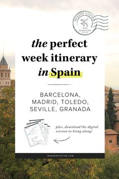 An unexpected surprise, that was Spain was for me. A country with a rich history and the most elaborate of architecture, this place had quickly stolen my heart as one of my favorites in the world. In this post, I am unveiling the perfect one-week itinerary for first-time visitors to Spain. This is based on …