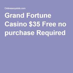 no deposit required bonuses grand bay