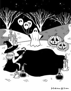 Henn Kim, Halloween Painting, Minnie Mouse, Disney Characters, Fictional Characters, Darth Vader, Snoopy, Instagram, Fantasy Characters