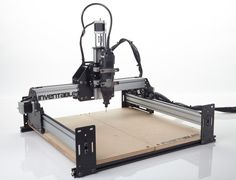 Shapeoko 2 Desktop CNC Mill Kit Available To Pre-Order From $299 - The Shapeoko 2 Mechanical kit is designed for experts that are interested in adding their own electronics or making serious modifications to suit their needs. The project is currently on Kickstarter. | via Geeky Gadgets