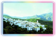 Pueblos Blancos - Web oficial de Turismo de Andalucía Andalucia, Mountains, Nature, Travel, Tourism, Summer Time, Life, Naturaleza, Viajes