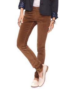 Skinny Corduroy Pants - SHOP WOMEN - 2000022982 - Forever 21 UK