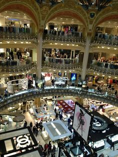 Awesome shopping mall