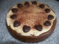 Low Carb and Sugar Free Mocha Cheesecake - Net carbs per serving: 7g