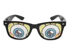 Cartoon Eyewear #Sunglasses #Christmas