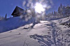 #góry #schronisko #nocleg #jaworzyna #narty