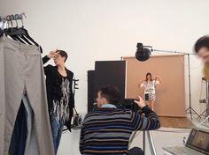 #Missmiss #SS2015 #shooting #backstage