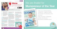 Brisbane Mums named finalist in National Competition in Practical Parenting Mumpreneurs 2013