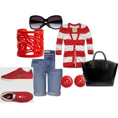 Soccer mum or just a day off. Stitch Fix, Woods, Soccer, My Style, Polyvore, Image, Fashion, Football, Moda
