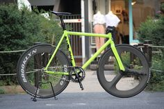 「Custom paint bike」Album on Facebook. | LEADER BIKE総代理店 【BROTURES HARAJUKU】東京のピストバイクショップ