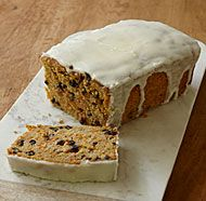 If you like carrot cake you'll love this sweet, tender quickbread, which is loaded with grated carrots, dried currants, and warm spices like cinnamon and cardamom.Position a rack in the lower third … Bread Recipes, Cake Recipes, Brunch Recipes, Baking Recipes, Dessert Recipes, Spice Bread, Spice Cake, Pizzelle Recipe, Cookies