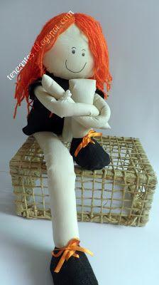 Tera Artes: Bonecas pernudas