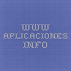www.aplicaciones.info