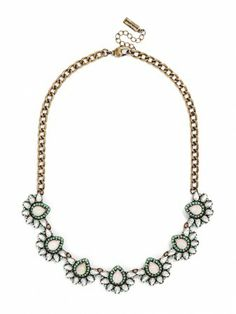 arabian nights collar necklace / baublebar