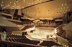 Berlin Philharmonie (1956–63) by Hans Scharoun